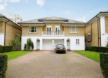 Thumbnail 3 bed semi-detached house for sale in Burlington Lane, London