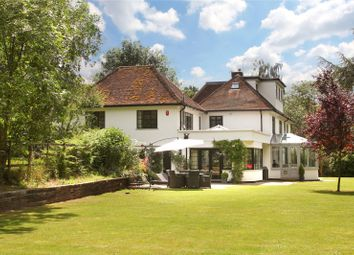 Thumbnail 6 bed detached house for sale in Wilton Lane, Jordans, Beaconsfield, Buckinghamshire