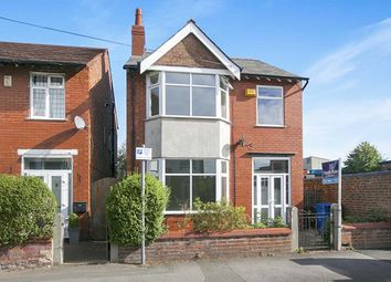 Thumbnail 3 bed detached house for sale in Ripley Avenue, Great Moor, Stockport
