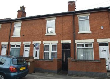 Thumbnail 2 bedroom terraced house to rent in Violet Street, New Normanton, Derby