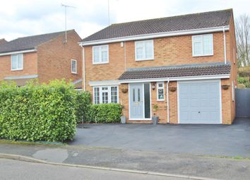 Thumbnail 5 bed detached house for sale in Hare Close, Buckingham