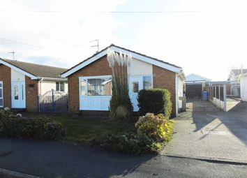 Thumbnail 2 bed detached bungalow for sale in Spruce Avenue, Rhyl, Denbighshire