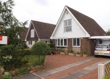 Thumbnail 3 bedroom detached house for sale in Sandbach Road, Lawton Heath End, Church Lawton, Stoke-On-Trent