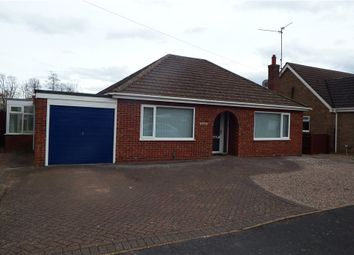 Thumbnail 2 bed bungalow for sale in Manor Drive, Holbeach, Spalding
