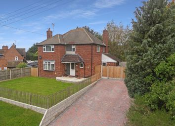 Thumbnail 3 bed detached house for sale in Stafford Road, Gnosall, Stafford