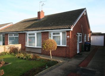 Thumbnail 2 bed bungalow to rent in Faverdale Avenue, Acklam, Middlesbrough