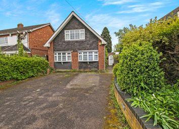 Thumbnail 4 bed detached house for sale in Alcott Lane, Marston Green, Birmingham