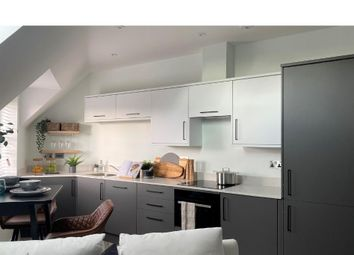 Thumbnail 1 bed flat for sale in The Cross, Commercial Road, Ashley Cross