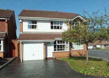 Thumbnail 4 bed detached house to rent in Tylers Green, Kings Norton, Birmingham