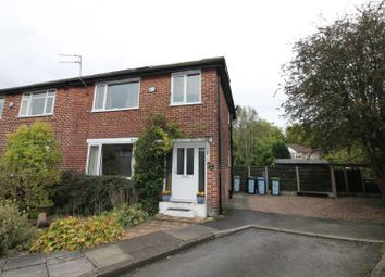 Thumbnail 4 bed semi-detached house for sale in Ullswater Road, Urmston, Manchester