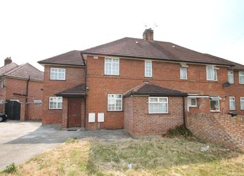 Thumbnail 3 bed semi-detached house for sale in Minet Gardens, Hayes, Hayes