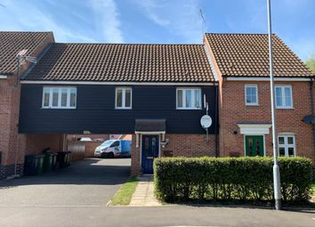 Thumbnail 2 bedroom flat to rent in Tasburgh Close, Kings Lynn, Norfolk