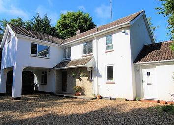 Thumbnail 4 bed detached house for sale in Mill Lane, Chew Stoke