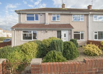Thumbnail 4 bed end terrace house for sale in Warwick Road, Keynsham, Bristol