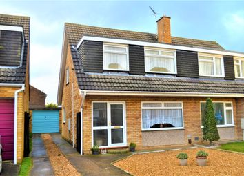 Thumbnail 3 bed semi-detached house for sale in Windermere Close, Cherry Hinton, Cambridge