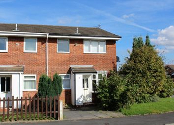 Thumbnail 1 bed semi-detached house to rent in Clanwood Close, Wigan