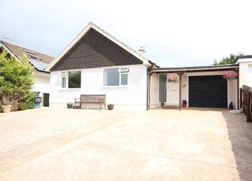 Thumbnail 2 bed detached bungalow for sale in The Roundway, Kingskerswell, Newton Abbot