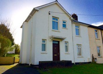 Thumbnail 3 bed property to rent in Heol Cynllan, Llanharan, Pontyclun