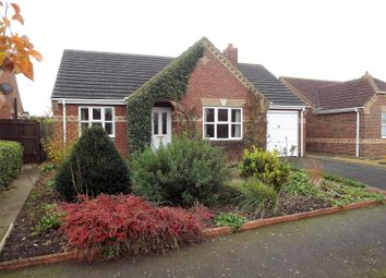 Thumbnail 2 bed bungalow for sale in Moor Park Drive, Woodhall Spa