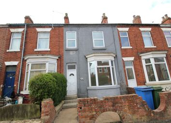 Thumbnail 3 bed terraced house for sale in Marshfield Road, Goole