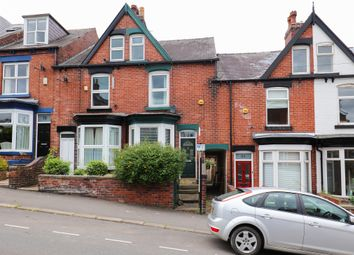 Thumbnail 3 bed terraced house to rent in Wayland Road, Sheffield