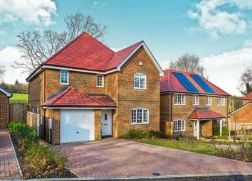 Thumbnail 4 bed detached house for sale in Hunters Drive, Alton