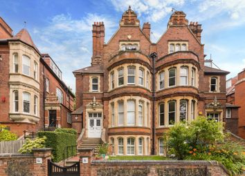 Thumbnail 4 bed flat for sale in Frognal Gardens, London