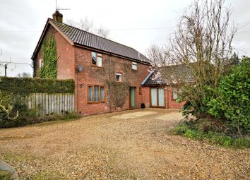 Thumbnail 4 bed detached house for sale in Gouch Close, Beeston, King's Lynn