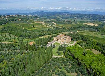Thumbnail Farm for sale in San Casciano Val di Pesa, Tuscany, Italy