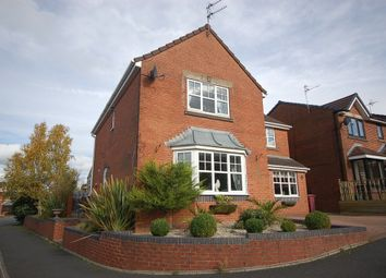 Thumbnail 4 bed detached house for sale in Antigua Drive, Lower Darwen, Darwen