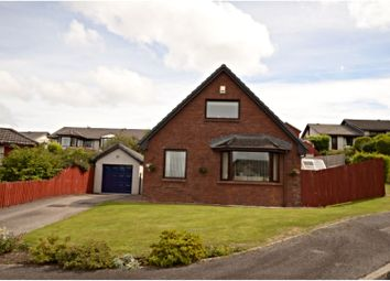 Thumbnail 3 bed detached house for sale in Towerhill Gardens, Inverness