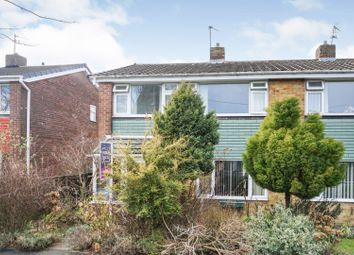 3 bed terraced house for sale in Lingey Close, Sacriston Durham DH7