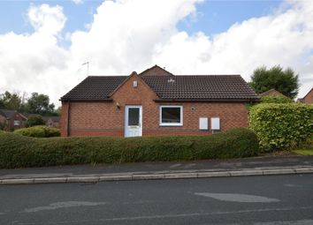 Thumbnail 2 bed bungalow for sale in Oast House Croft, Robin Hood, Wakefield, West Yorkshire