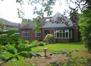 Thumbnail 4 bed detached bungalow for sale in Darras Road, Ponteland