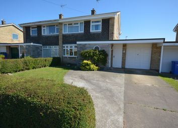 Thumbnail 4 bedroom semi-detached house for sale in Gloucester Avenue, Lowestoft