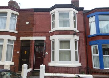 Thumbnail 3 bedroom terraced house for sale in Harley Street, Orrell Park, Liverpool