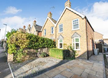 Thumbnail 2 bed semi-detached house for sale in Queens Walk, Stamford