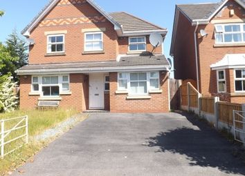 Thumbnail 6 bed property to rent in Heathfield Park, Widnes