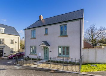 Thumbnail 4 bed detached house for sale in Trem Y Coed, St. Fagans, Cardiff
