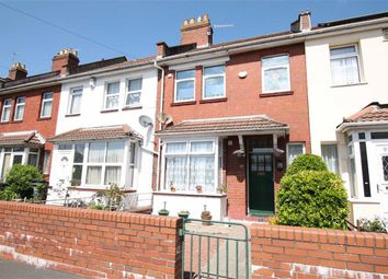 Thumbnail 2 bed terraced house for sale in Davis Street, Avonmouth, Bristol