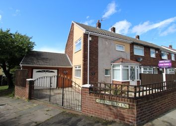 Thumbnail 2 bed end terrace house for sale in Hatton Hill Road, Liverpool