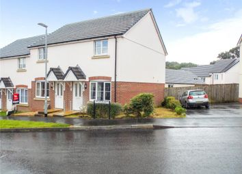 Thumbnail 2 bed end terrace house for sale in Oak Moor Drive, Launceston, Cornwall