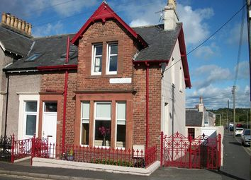 Thumbnail 3 bed semi-detached house for sale in Lochryan Street, Stranraer
