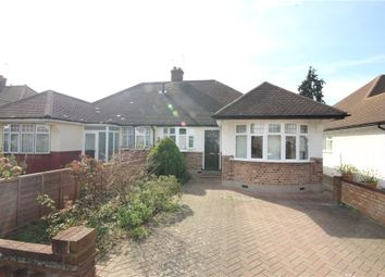 Thumbnail 4 bed semi-detached bungalow for sale in Hazel Close, Whitton, Twickenham