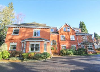 Thumbnail 2 bed flat for sale in Crawley Hill, Camberley, Surrey
