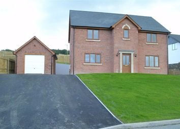 4 bed detached house for sale in 3, Pen Rhos Y Maen, Llanidloes, Powys SY18