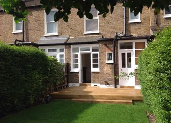 Thumbnail 4 bed terraced house to rent in Sandringham Avenue, London