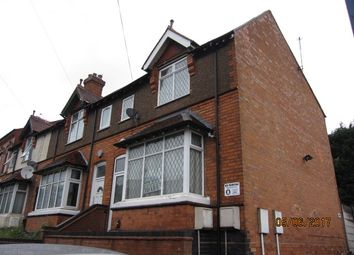 Thumbnail 1 bed flat to rent in Warwick Road, Acocks Green/Olton Border