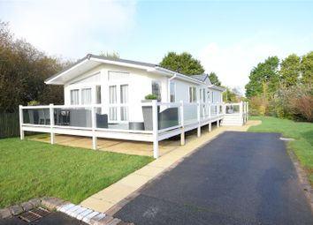 Thumbnail 3 bed bungalow for sale in Oyster Bay Holiday Park, Goonhavern, Cornwall