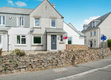 Thumbnail 3 bed end terrace house for sale in Pillmere Drive, Pillmere, Saltash